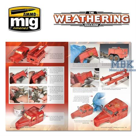 Weathering Magazine No.23 Die Cast (Deutsch)