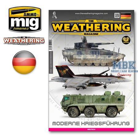 Weathering Magazine No.26 Moderne Kriegsführung