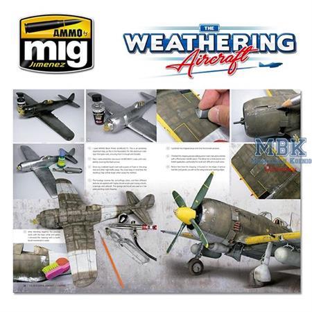 "Aircraft Weathering Magazine No.2 ""Chipping"""