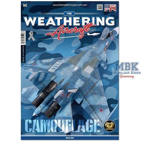 "Aircraft Weathering Magazine No.6 ""CAMOUFLAGE"""