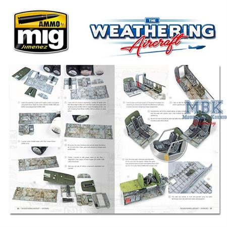 "Aircraft Weathering Magazine No.7 ""INTERIORS"""