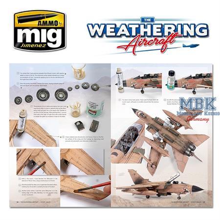 "Aircraft Weathering Magazine No.8 ""Desert Eagles"""