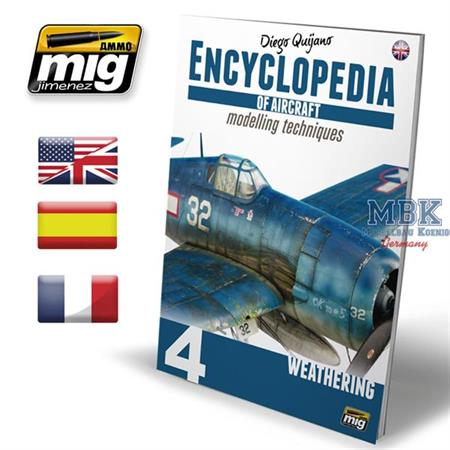 """Encyclopedia of Aircraft Modeling #4 """"Weathering"""""""