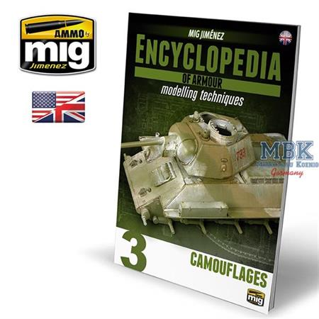 "Encyclopedia of armour modelling #3 ""Camouflages"""