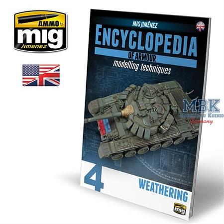 "Encyclopedia of armour modelling #4 ""Weathering"""