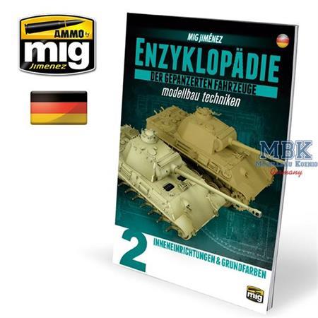 Encyclopedia of armour modelling #2 - DEUTSCH