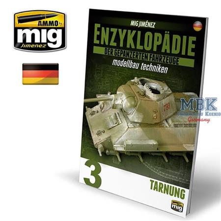 Encyclopedia of armour modelling #3 - DEUTSCH