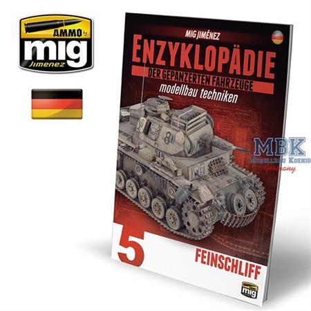 Encyclopedia of armour modelling #5- Deutsch