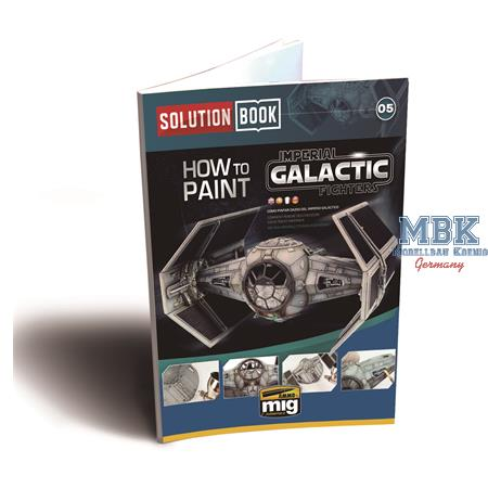 IMPERIAL GALACTIC FIGHTERS SOLUTION BOOK