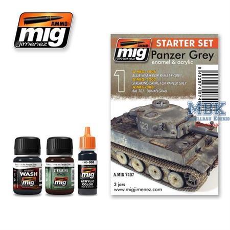 Panzer Grey Set