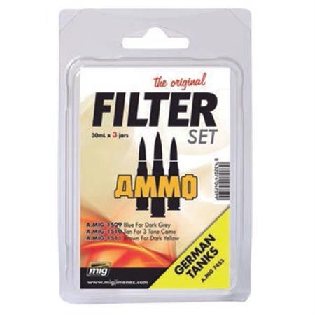 Filter Set for German Vehicles