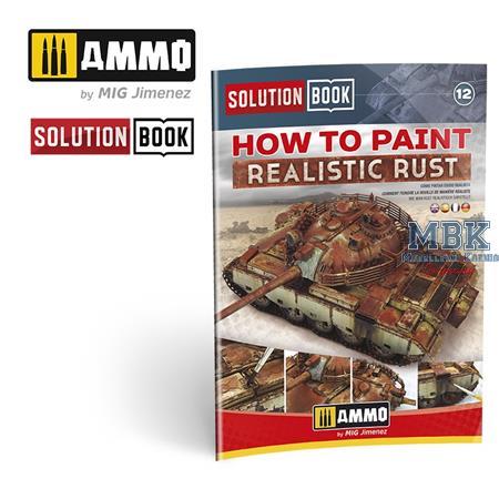 Realistic Rust Solution Box