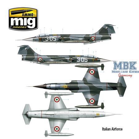 F-104 G STARFIGHTER