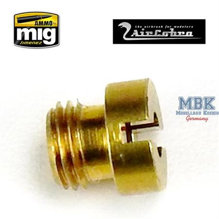 Ar valve screw