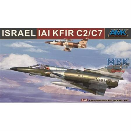 IAI Kfir C2/C7 - New Release 2018