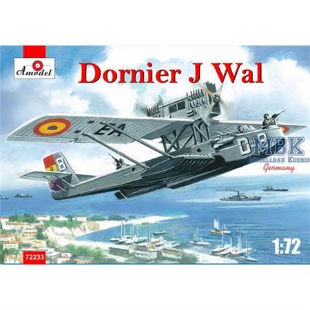 Dornier Do J Wal Spain Republic Air Force