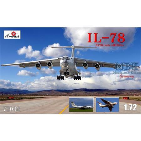 IL-78 (Nato Code: Midas)