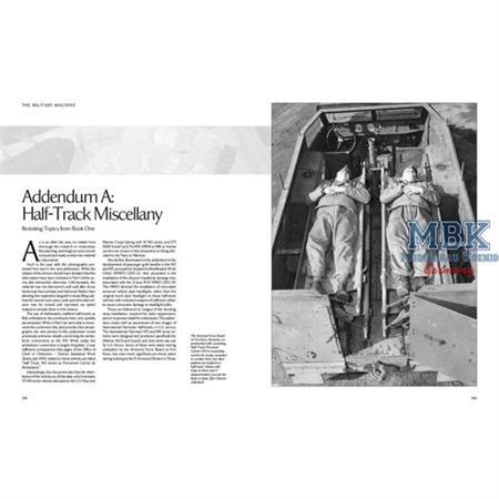 The Military Machine Vol.2 US Half-tracks
