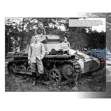 Panzer I ,a Visual History of the German Army WW2
