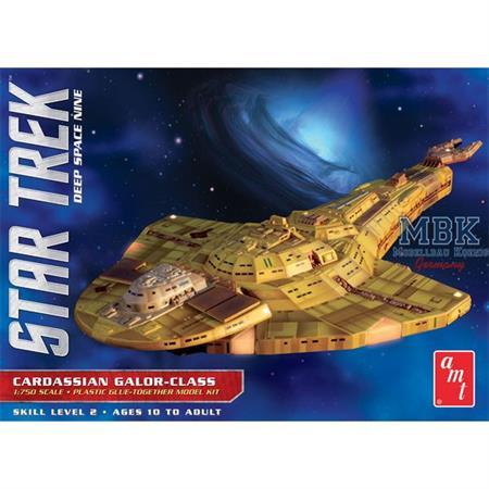 Star Trek Cardassian Galor-Class