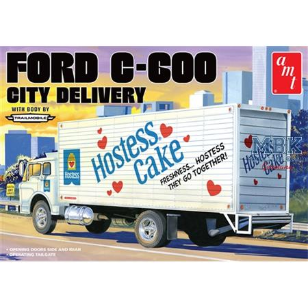Ford C-600 City Delivery (Hostess Cake)
