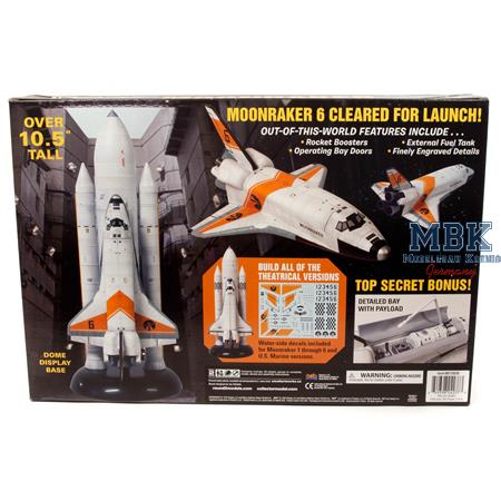 Moonraker Shuttle w/ Boosters + US-Marines Version