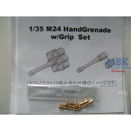 M24 Handgrenade Set - Stielhandgranaten Set