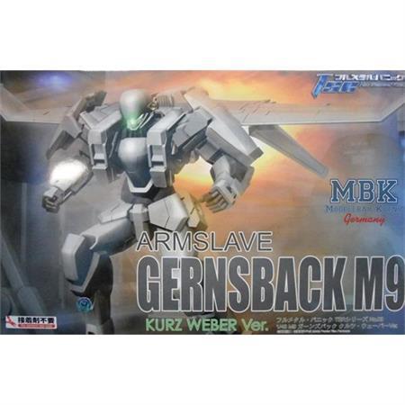 M9 Gernsback Melissa Kruz Vers.