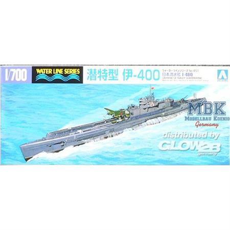 Japanese Submarine I-400