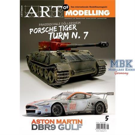 Art of Modelling #5