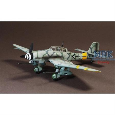 Junkers Ju87 G2, Stuka 1943