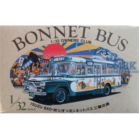 ISUZU BDX-30 Bonnet Bus