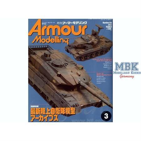 Armour Modelling März 2012