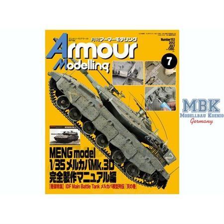Armour Modelling Juli 2012