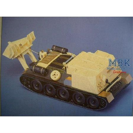 VT-34 Recovery Vehicle - Conversion Set