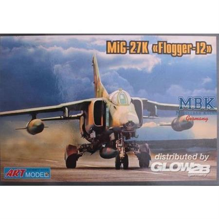 """Mikoyan MiG-27K Kaira """"Flogger"""""""