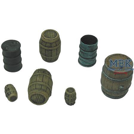 Fässer / Barrels