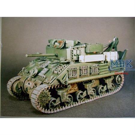Sherman A.R.V. Mk II.