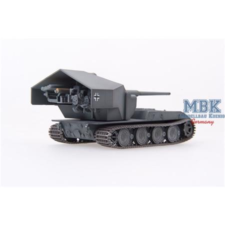 E-100 panzer weapon carrier with 128mm gun