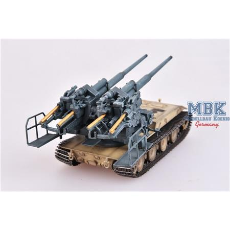E-100 panzer weapon carrier with Flak 40 128mm