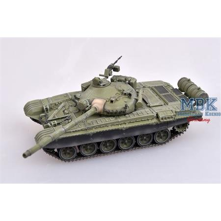 Soviet Army T-72A Main battle tank, 1980s