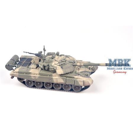 Russian T-72B2 Rogatka main battle tank, 2010s