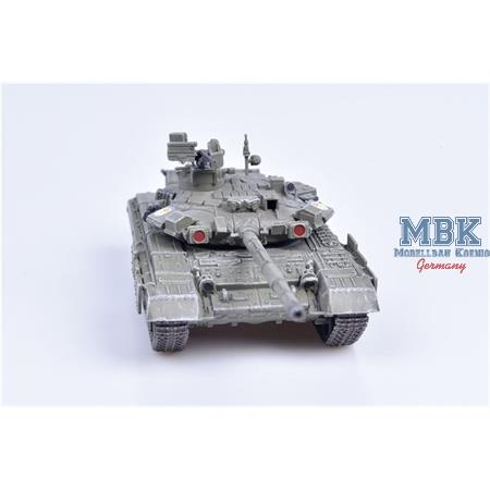 Russian Army T-90 MBT green color