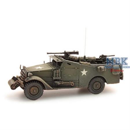 US/UK M3A1 White scout car