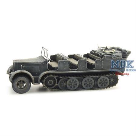 WM Sdkfz 7 Tractor 8 Ton grau