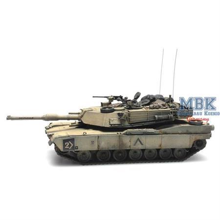 """M1A1 Abrams Desert Storm """"Beowulf"""""""