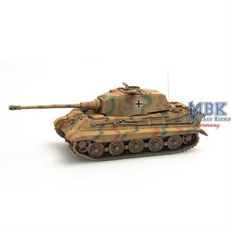 WM Tiger II Henschel Baus.