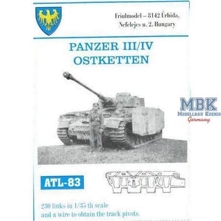 Panzer III / IV Winterkette