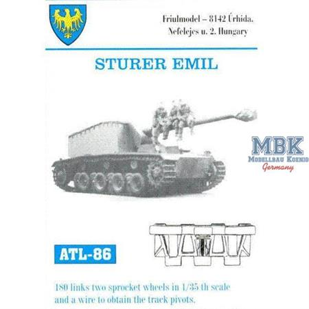 Sturer Emil, VK3001