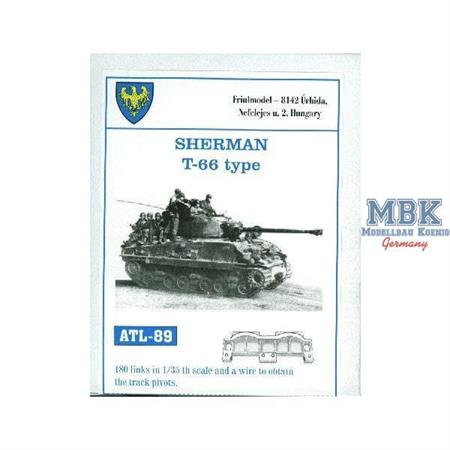 Sherman T-66 type